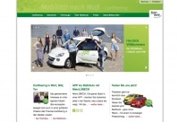 Responsive Website CarSharing