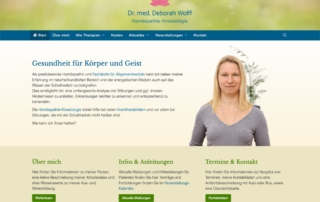 WordPress Website Webdesign Lübeck