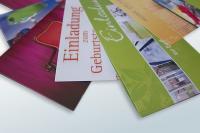 Gestaltung von Einladungskarten