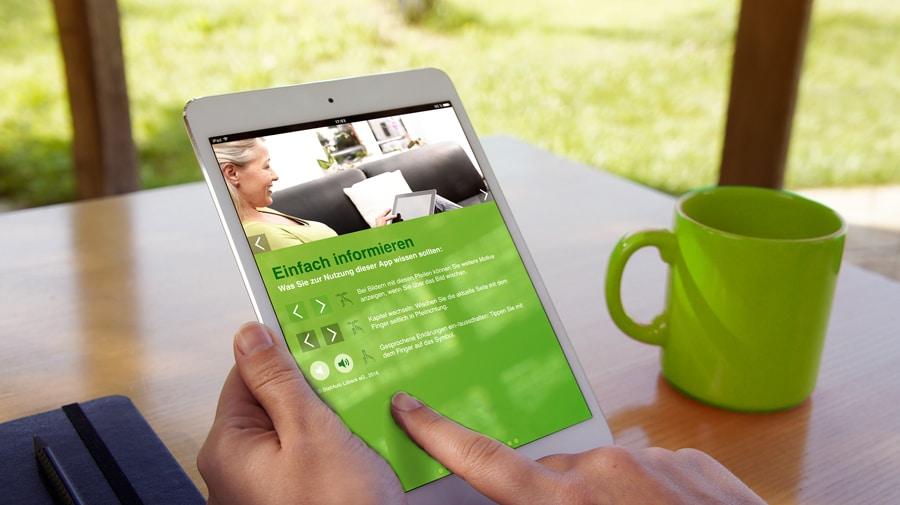 HTML5 WEB App für iPhone und iPad
