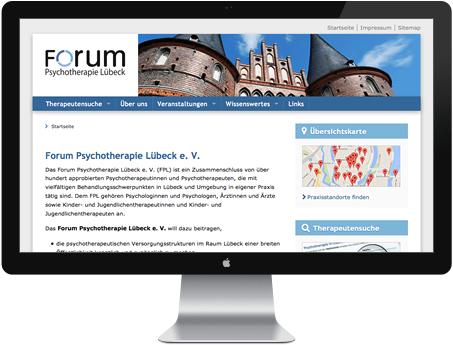 Webdesign und Programmierung Typo3 Lübeck
