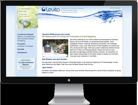 Individuelle Website Gestaltung aus Lübeck