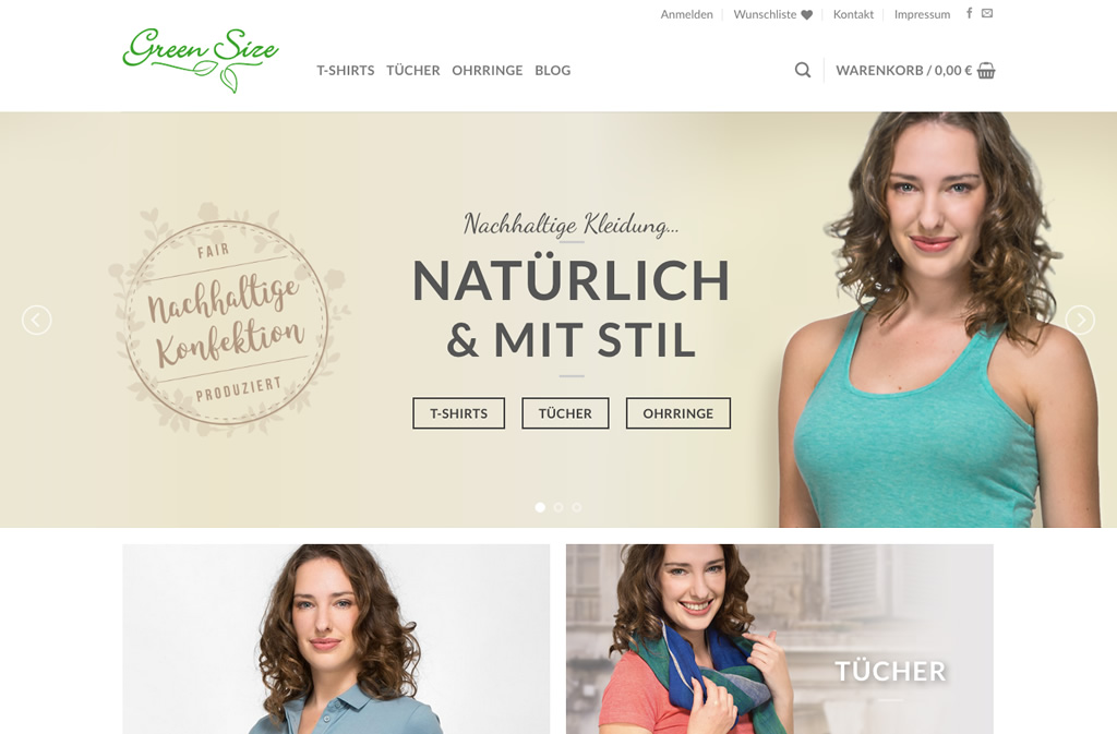 WordPress Online-Shop Lübeck