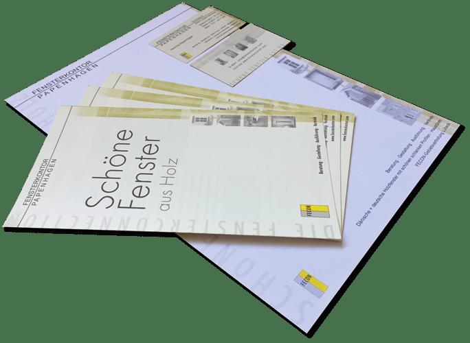 Drucksachen Gestaltung und Offsetdruck