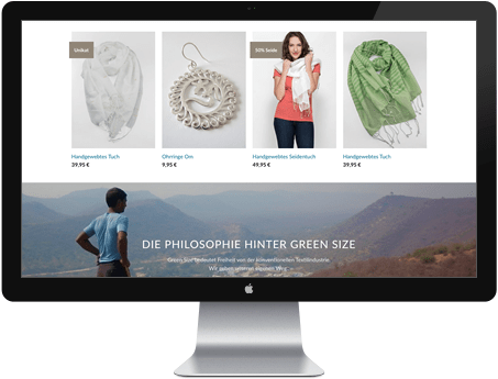 Webdesign Online-Shop Lübeck