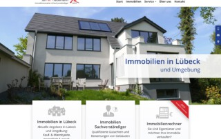 Immobilien Website Wordpress