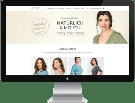 Webdesign Online-Shop Lübeck